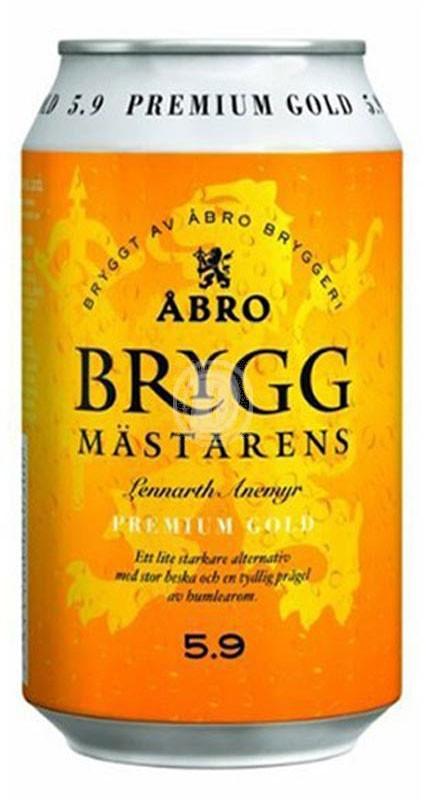 Åbro Brygg Premium Gold