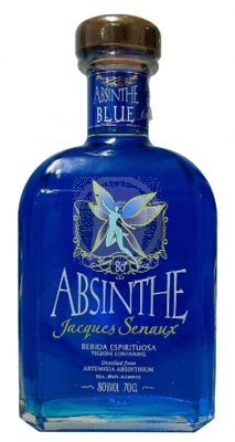 Absinth Jaques Senaux Blue