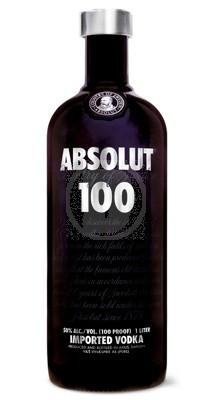 Absolut Vodka 100 1 Liter