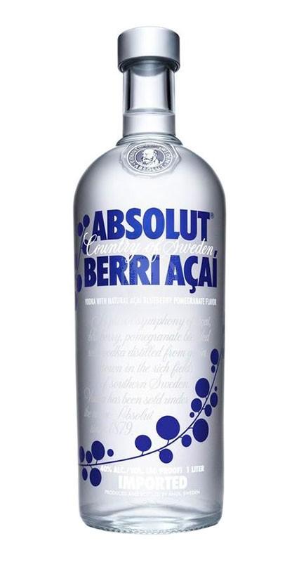 Absolut Vodka Berri Acai