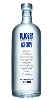 Absolut Illusion vodka 1 liter