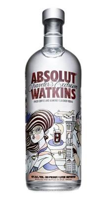 Absolut Vodka Watkins