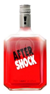 After Shock Red Likör