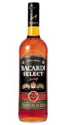 Bacardi Select 1 liter
