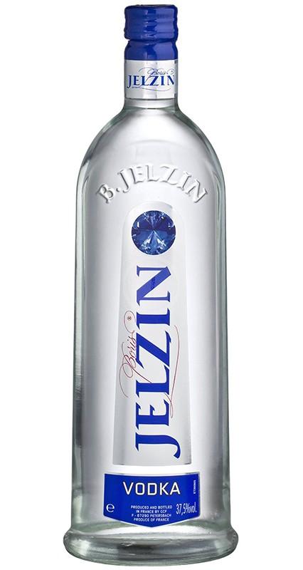 Boris Jelzin Vodka 1 Liter