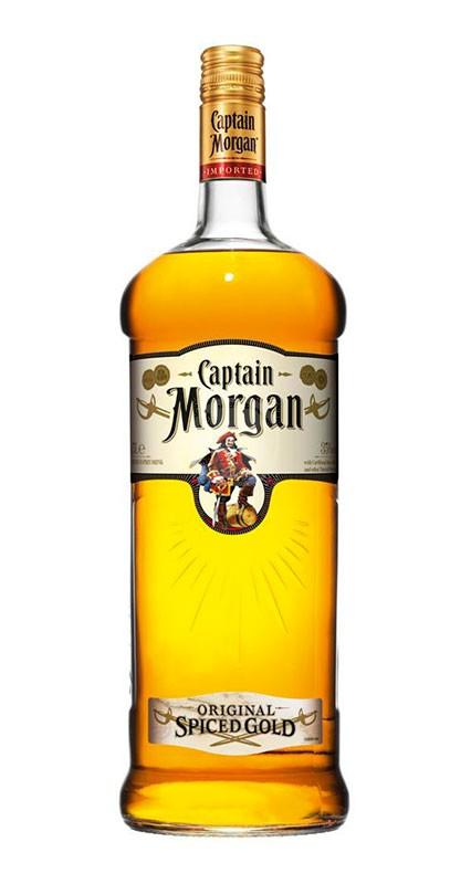 Captain Morgan Spiced Gold 3 liter