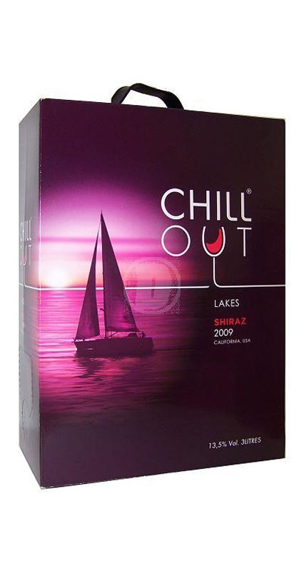 Chill Out Lakes 3 liter
