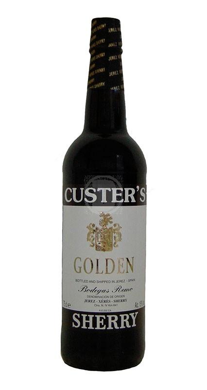 Custers Sherry Medium Sweet
