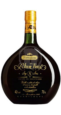 Damoiseau Rhum Vieux 8 årig flaska