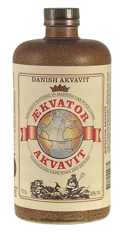 Danish Ækvator Akvavit