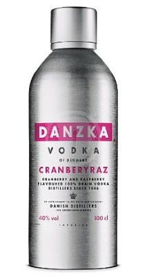 Danzka Vodka CranberyRaz 70 centiliter