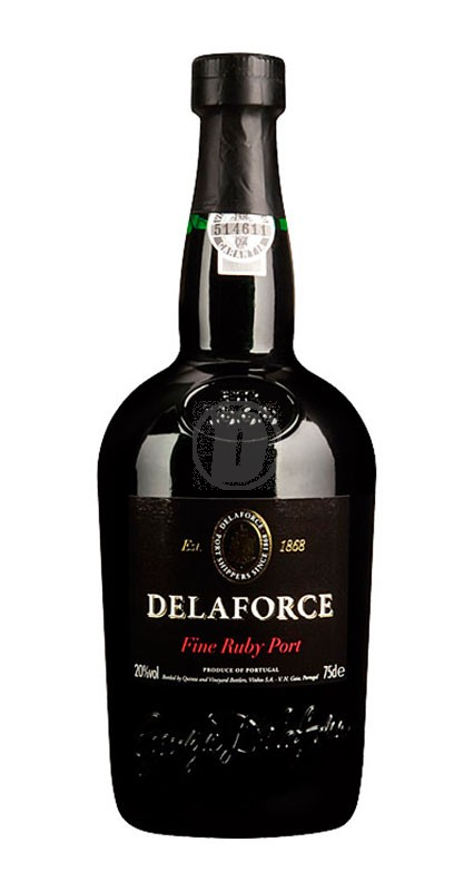 Delaforce Port ruby
