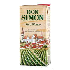 Don Simon Vitt Vin 12 Liter