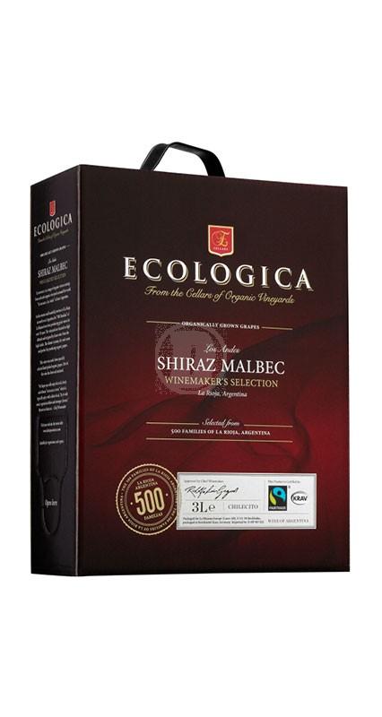 Ecologica Shiraz & Malbec Reserve