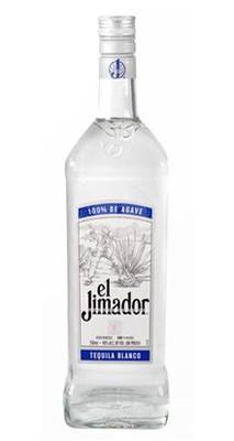 Tequila El Jimador Blanco 70 cl