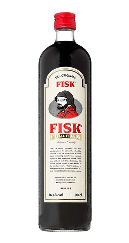 Fisk Special Edition 16,4%