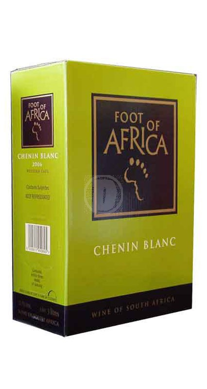 Foot of Africa Chenin Blanc 3 liter