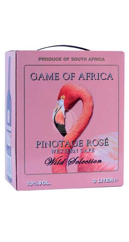 Game of Africa Rosé 3 liter