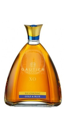 Gautier XO gold & blue 70 Cl