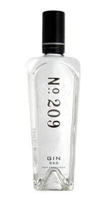 Gin No 209 flaska