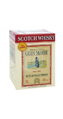 Scotch Whiskey Glen Mayer 3 Liter