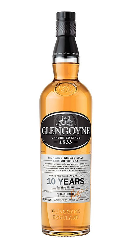 Glengoyne 10 år