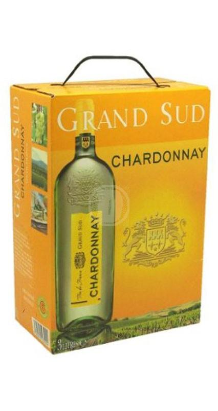 Grand Sud Chardonnay 3 liter