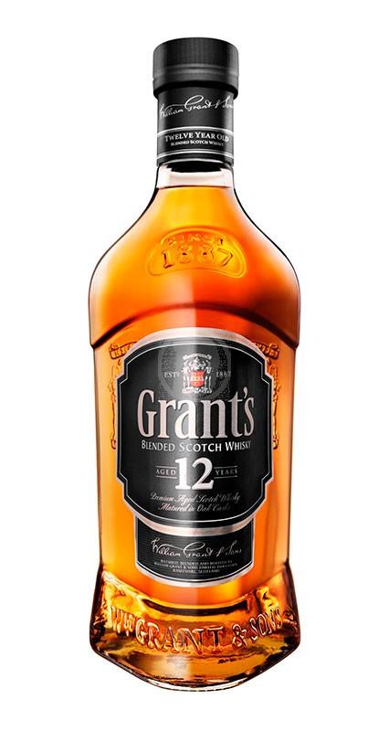 Grants Blended Scotch Whisky 12 år