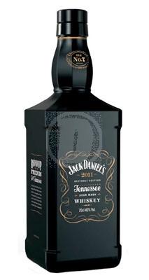 Jack Daniel's Birthday Edition flaska