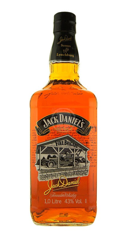 Jack Daniels Fire Bridge