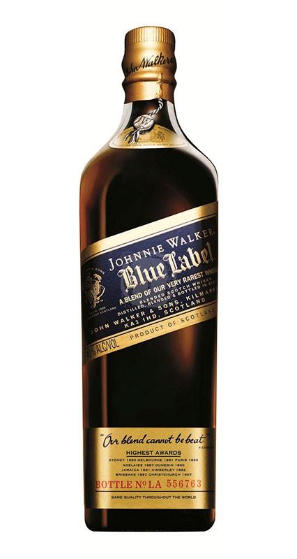 Johnnie Walker Blue Label 1 liter