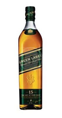 Whiskey Johnnie Walker Green Label