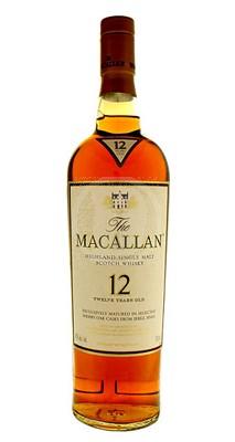Macallan 12 år Sherry Oak