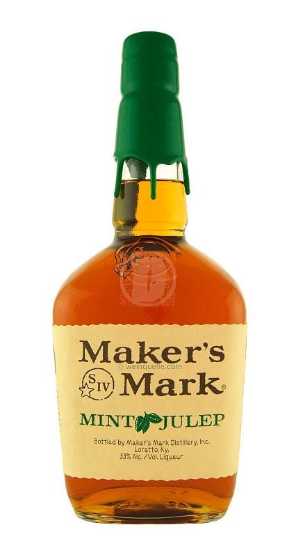 Makers Mark Mint