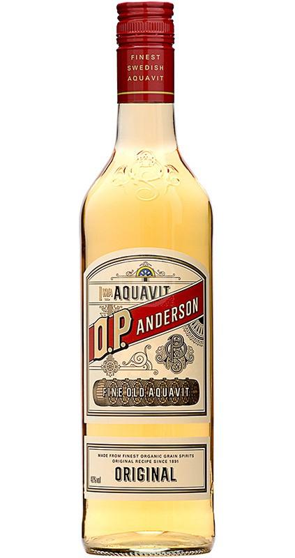 O.P. Anderson