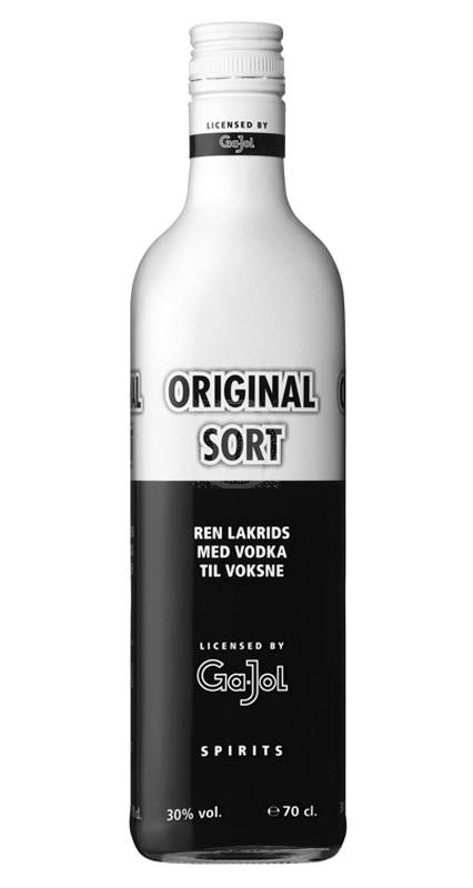 Original Ga-Jol Svart