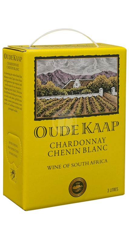Oude Kaap Chardonnay 3 liter