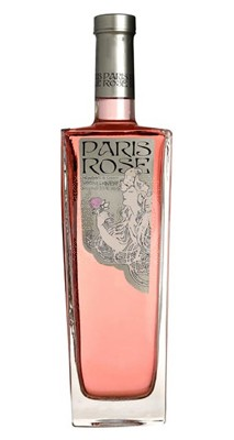 Paris Rose Vodka