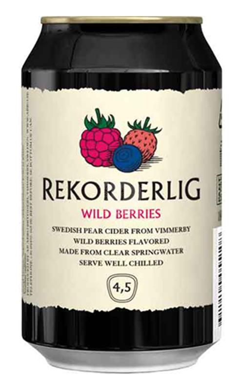 Rekorderlig Wild Strawberry Kiwi