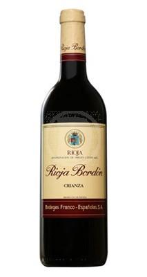 Rioja Bórdon Crianza Magnum