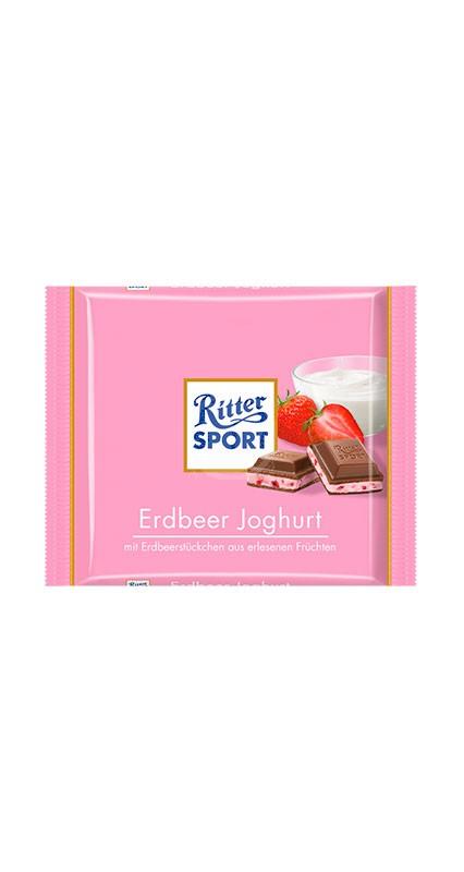 Ritter Sport Erdbeer Joghurt
