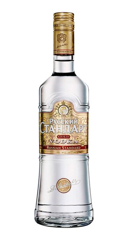 Russian Standard Vodka Gold