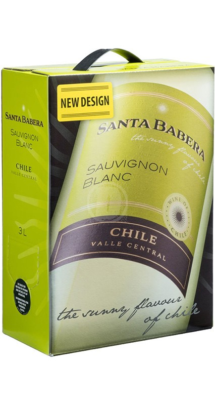 Santa Babera Sauvignon Blanc 3 L