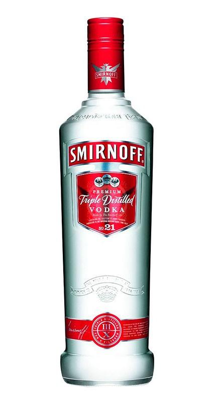 Smirnoff Triple Premium Vodka 3 liter