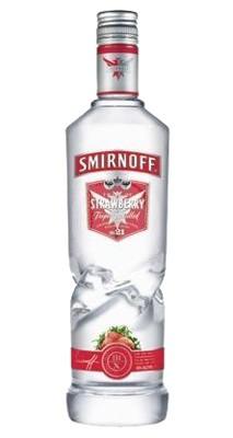 Smirnoff Strawberry Twist 1 liter
