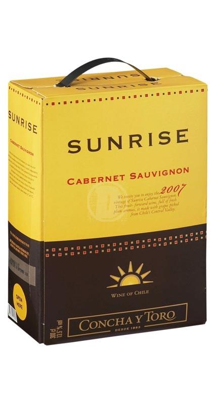 Sunrise Cabernet Sauvignon 3 liter