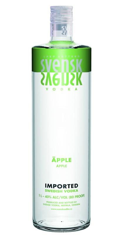 Svensk Vodka Äpple
