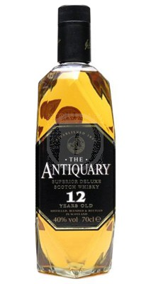 Antiquary Scotch Whiskey 12 år 70 centiliter