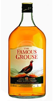 The Famous Grouse Whisky 2 Liter