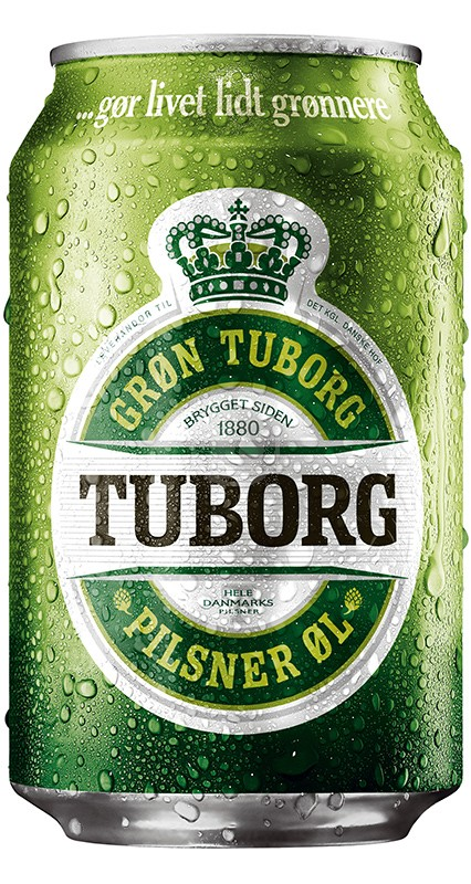 Tuborg Pilsner